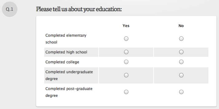 weight answer options with likert questions  u2013 crowdsignal